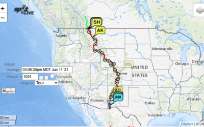 THE RACE REPORT: THE TOUR DIVIDE 2021
